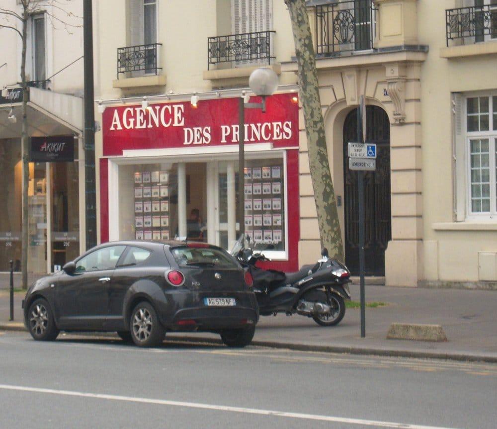 Agence des princes agence immobili re 41 route de la for Agence immobiliere 3f boulogne billancourt