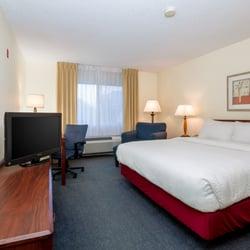 Fairfield Inn Kansas City Independence 16 Reviews Hotels