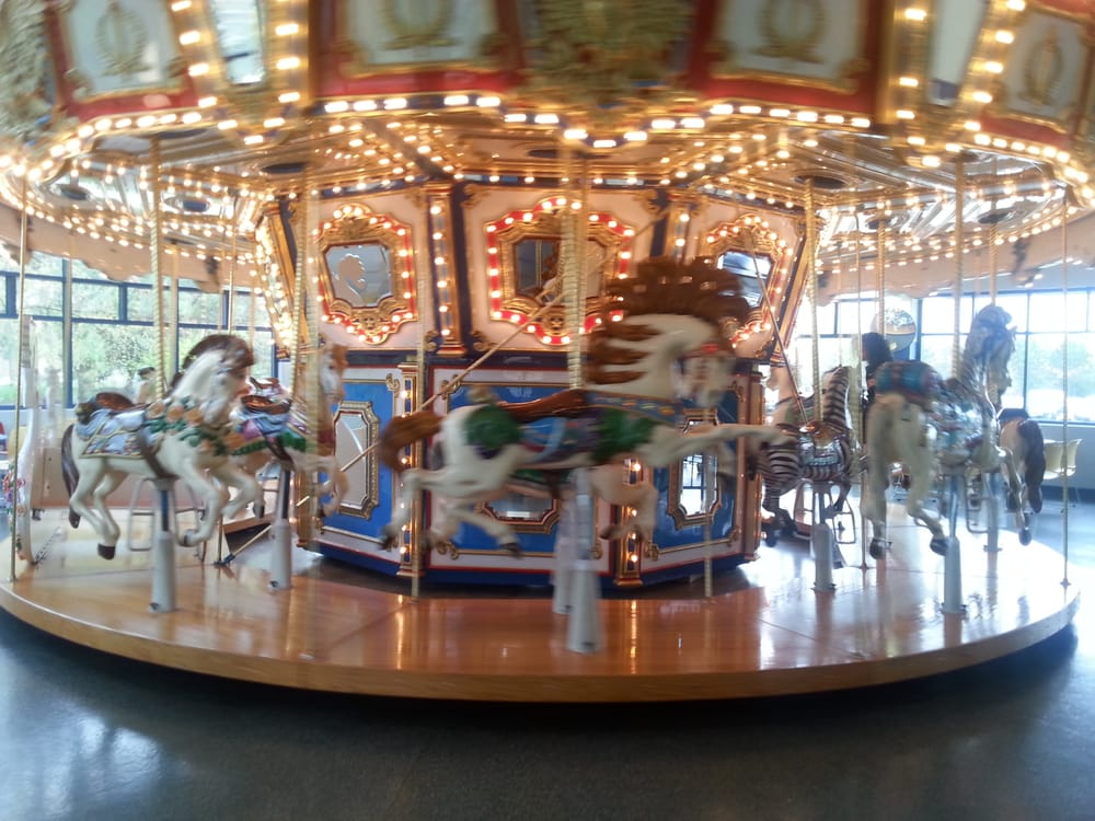 The Carousel Room At Jumps N Jiggles So Much Fun Yelp