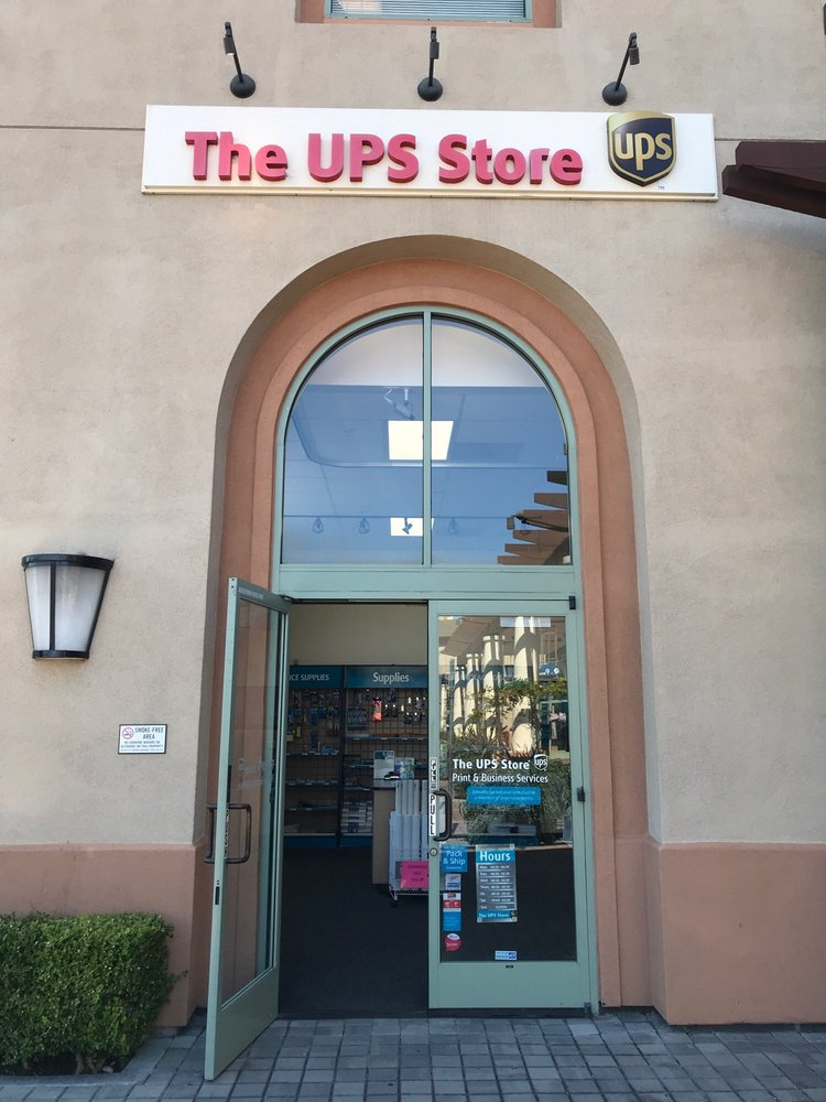 The UPS Store: 1098 Foster City Blvd, Foster City, CA