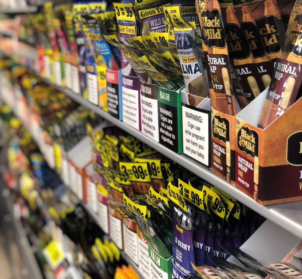 Head Hunters Smoke Shop: 2146 19th St, Lubbock, TX