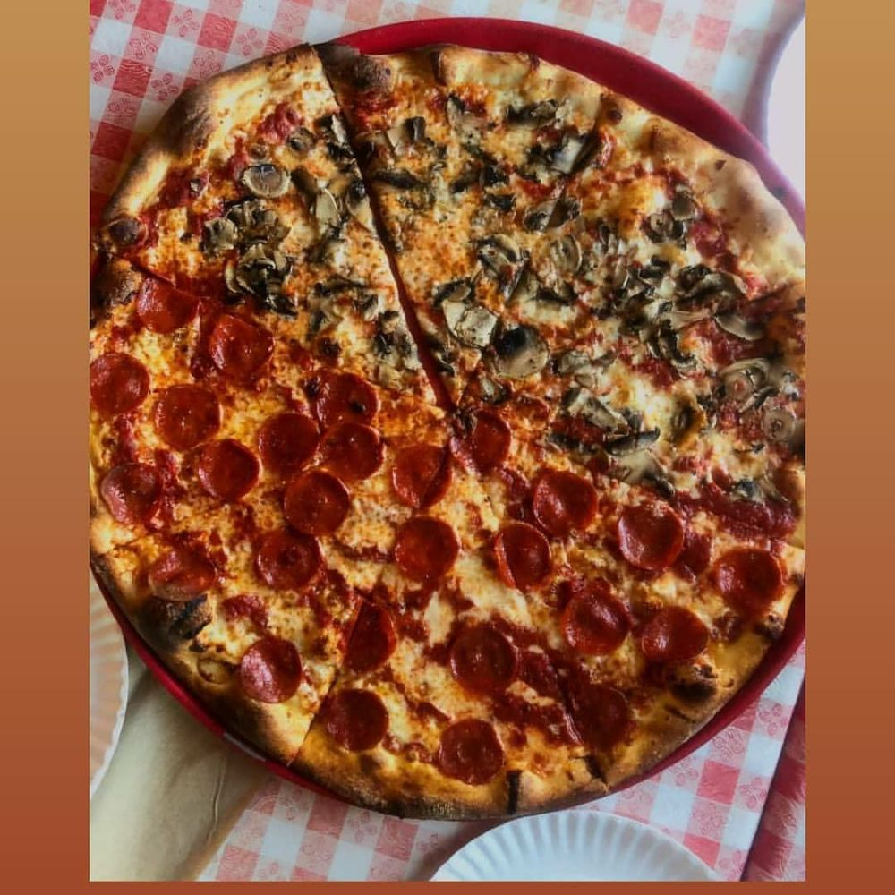 Finelli's Authentic New York Pizzeria: 12 Downeast Hwy, Ellsworth, ME