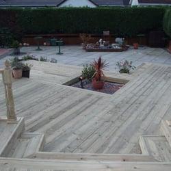 Decking design and landscape gardens 11 photos landscaping 254 photo of decking design and landscape gardens glasgow united kingdom deckingdesign workwithnaturefo