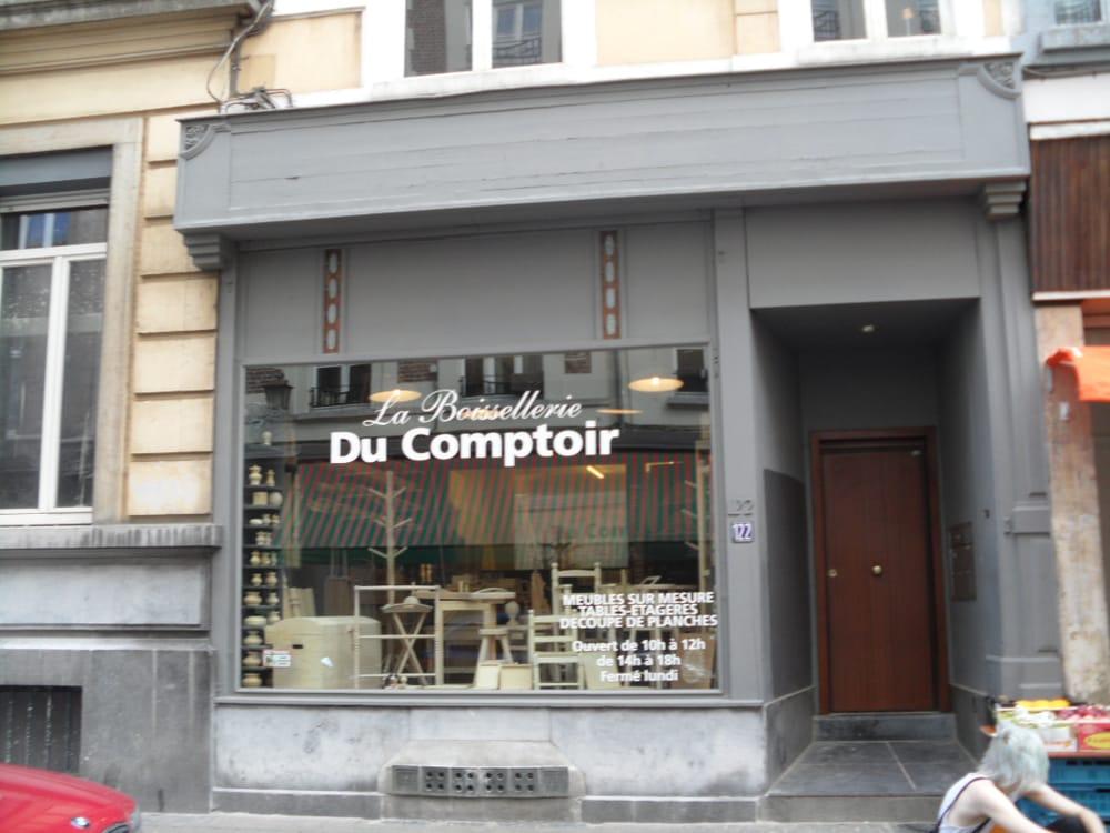 La Boissellerie Du Comptoir Magasin De Meuble Rue