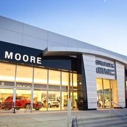 Bob Moore Buick GMC Car Dealers NW Expressway Oklahoma - Buick dealership