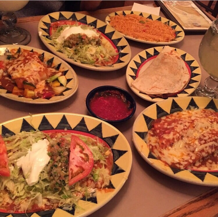 Photo of La Carreta Mexican Restaurant - Nashua, NH, United States. I mean just order anything and ask for spicy sauce. So amazing