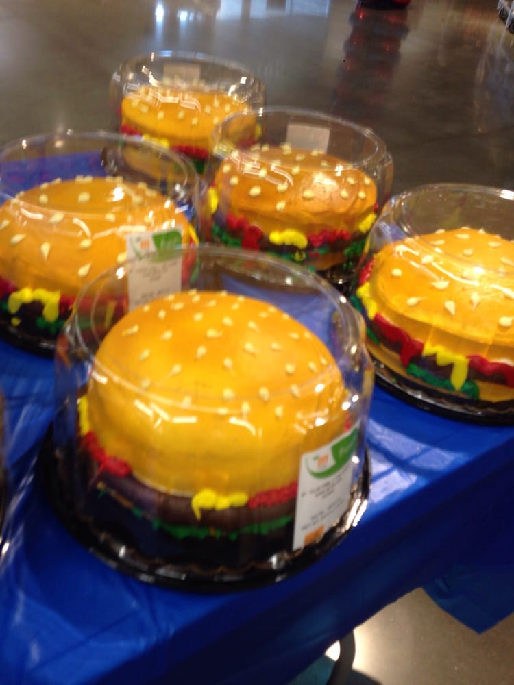 Burger Cakes For Dads Day Yelp