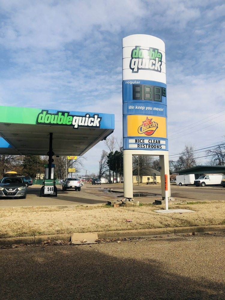 Double Quick: 301 N Oak Ave, Ruleville, MS