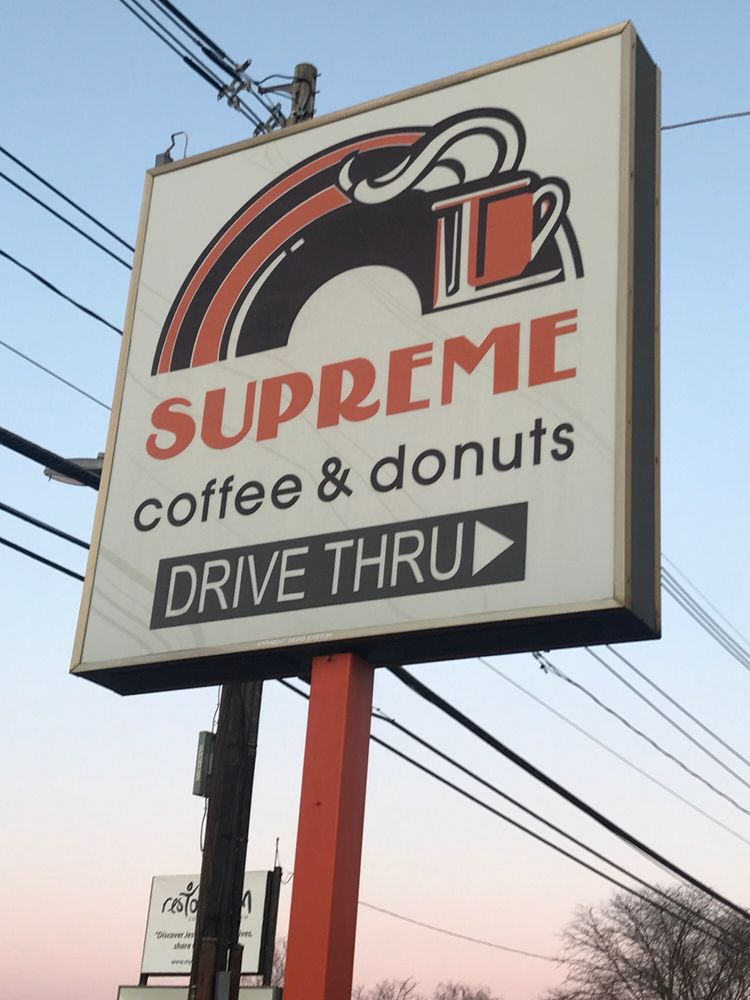 Social Spots from Supreme Coffee and Donuts