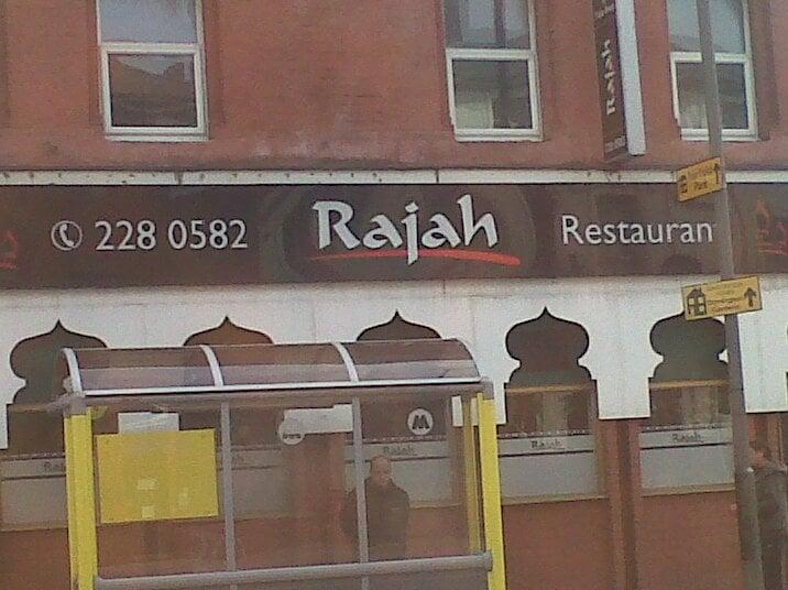 Rajah Indian Restaurant