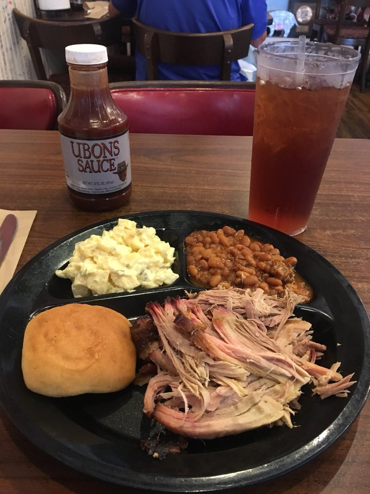 Ubon's Restaurant: 801 Jerry Clower Blvd, Yazoo City, MS