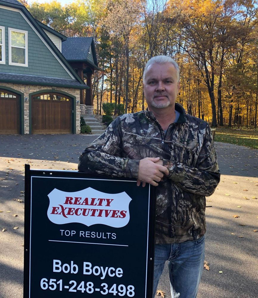 Bob Boyce Realty Executives: 6349 Main St, North Branch, MN