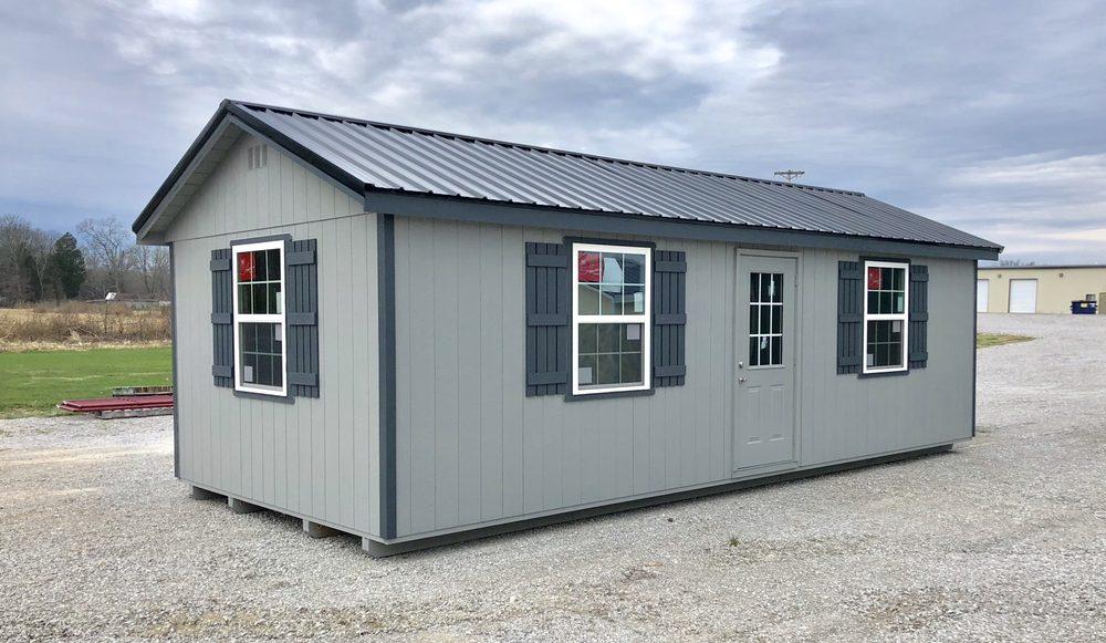 12x28 Custom Cabin - Yelp