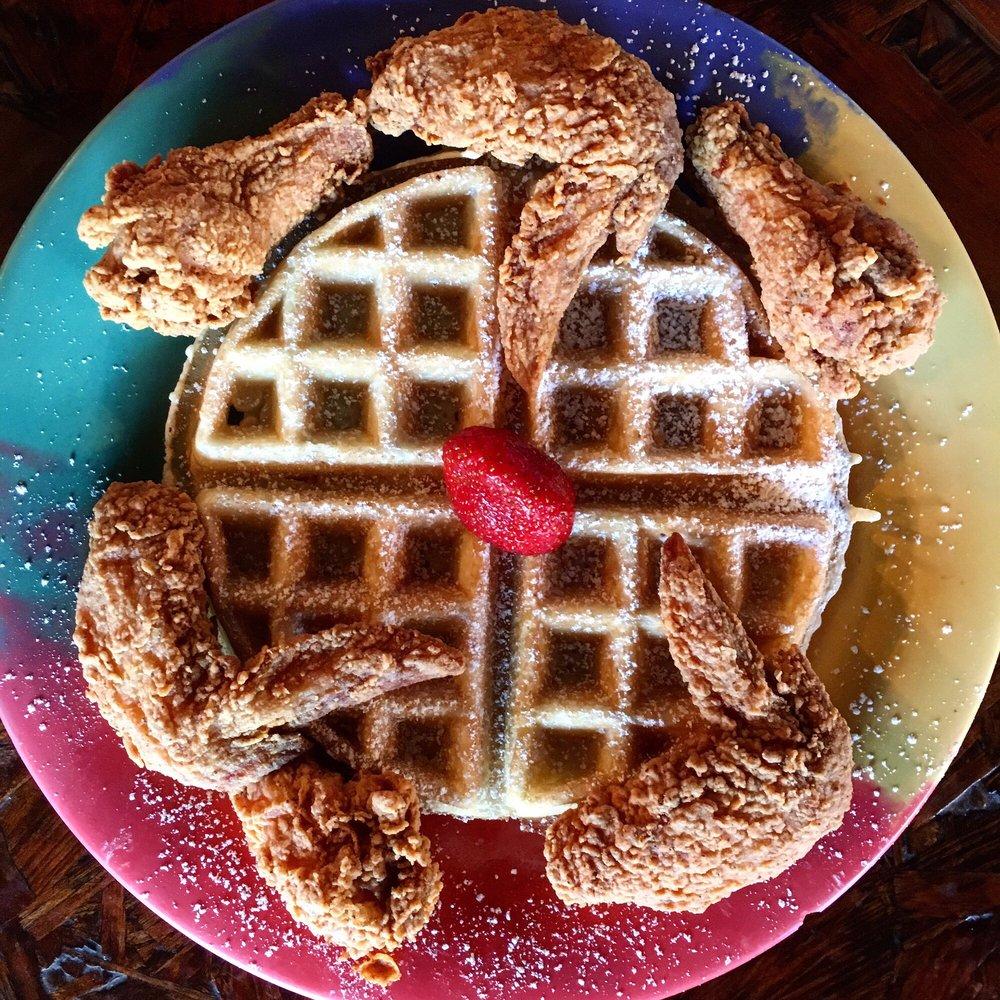 The Breakfast Klub: 3711 Travis St, Houston, TX