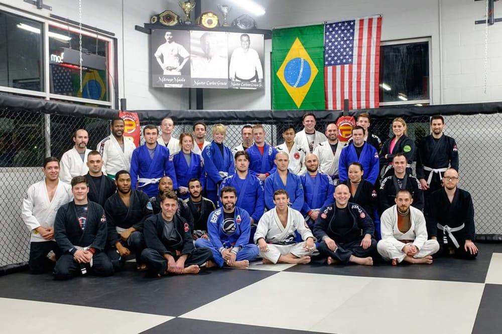 Buffalo United Martial Arts: 359 Ganson St, Buffalo, NY