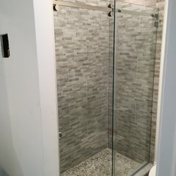 Photo Of C A Glass Frameless Shower Door   Newark, NJ, United States.