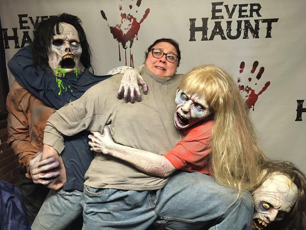 Everhaunt Haunted House: 144 Lake St, Angola, NY