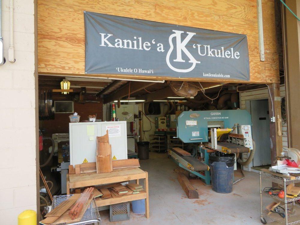 Kanile'a 'Ukulele: 46-216 Kahuhipa St, Kaneohe, HI