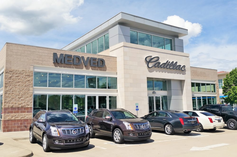 medved cadillac car dealers 11101 w i 70 frontage rd n wheat. Cars Review. Best American Auto & Cars Review