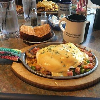 Photo Of Outdoorsman Restaurant Inn Boulder Junction Wi United States