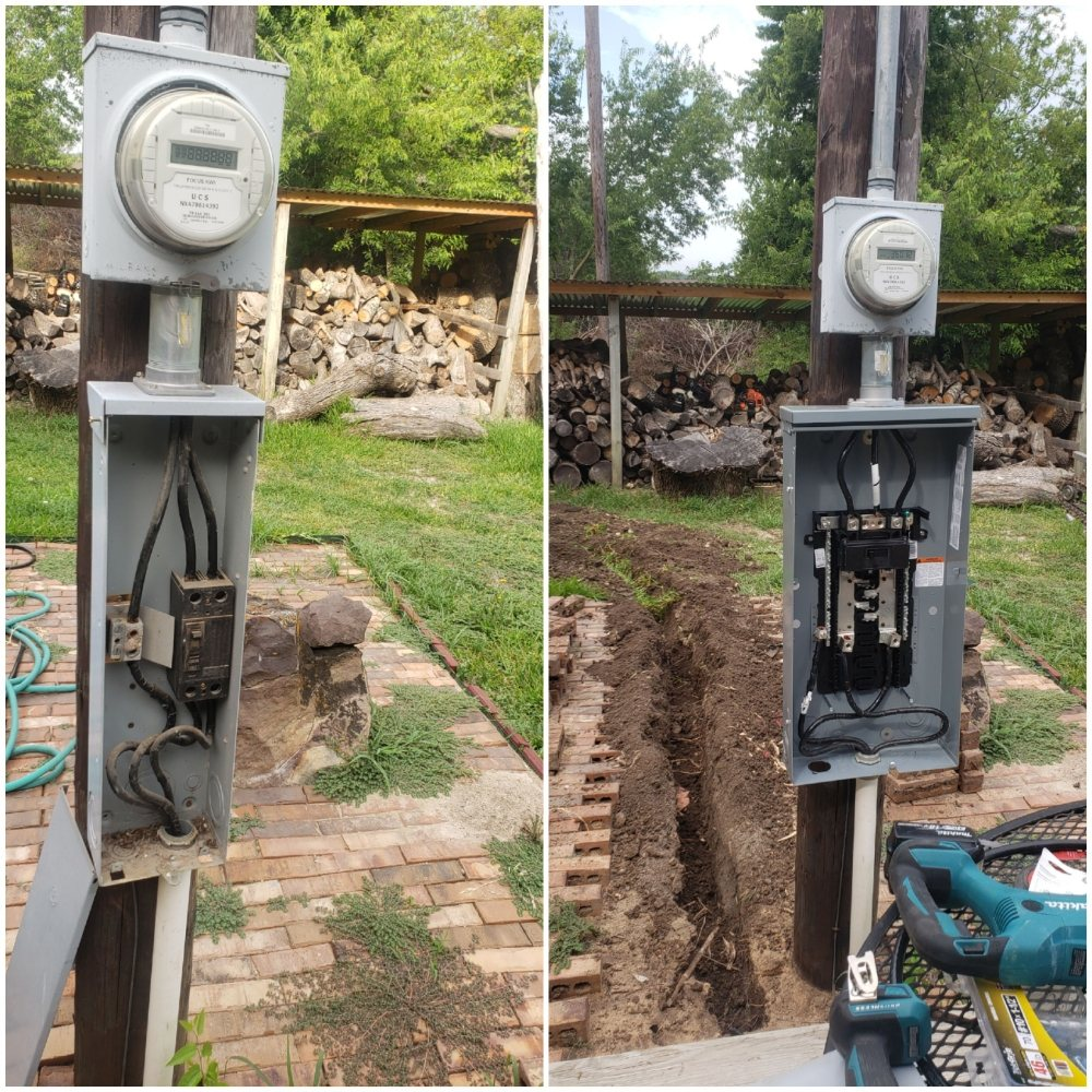 Christy's Electricial Services: 2404 Creek Dr, Brazos Bend, TX