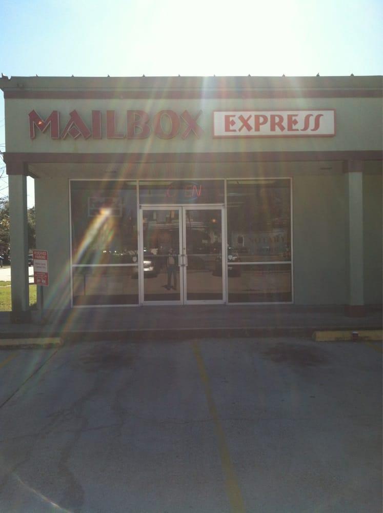 Mailbox Express: 5860 Citrus Blvd, Harahan, LA