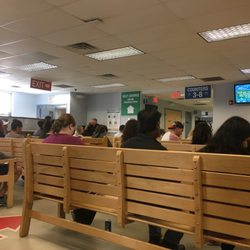 Photo of Registry of Motor Vehicles - Braintree, MA, United States. Quite spacious