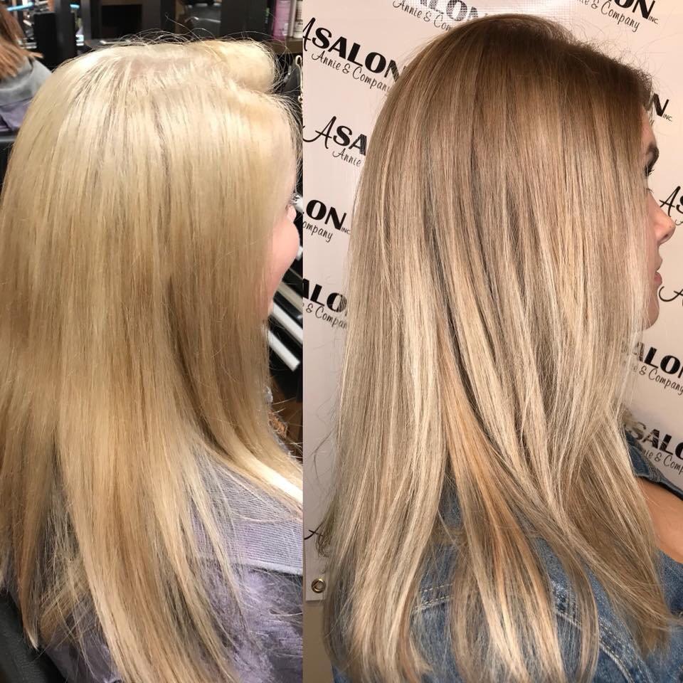 A salon 33 photos hairdressers 5495 hazard ave for A salon enfield ct