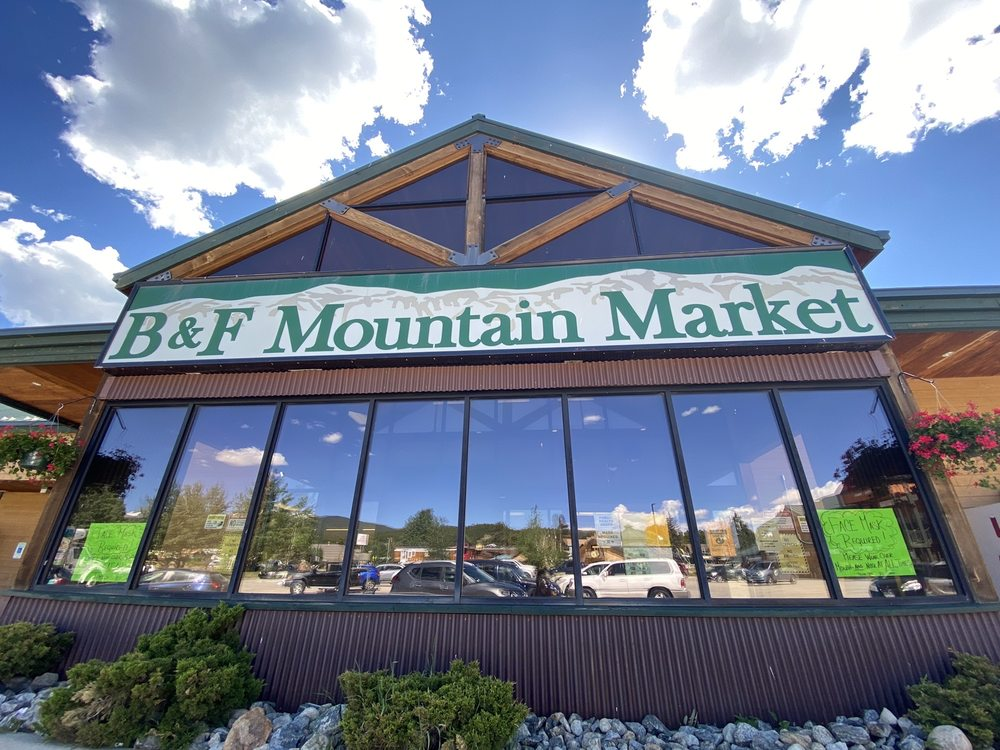 B & F Mountain Market: 60 Lakeview Dr, Nederland, CO