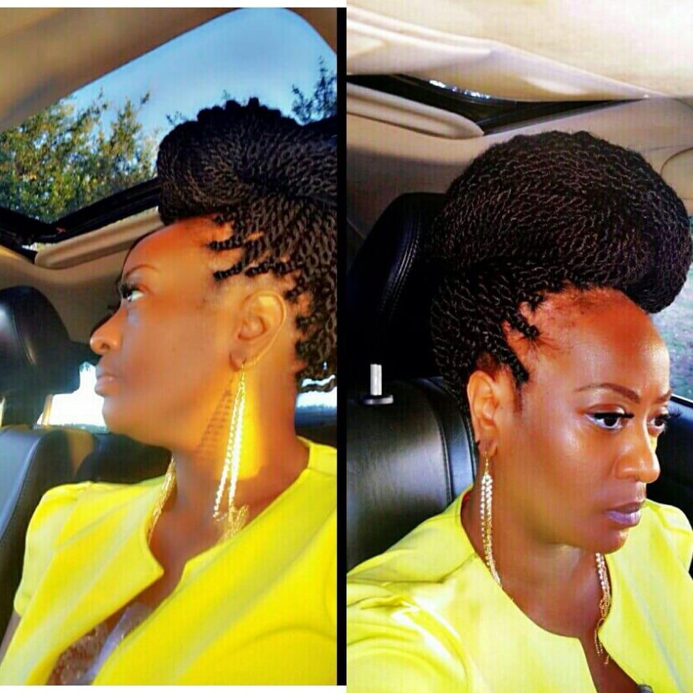 Natural Hair Salons Near Dallas Tx