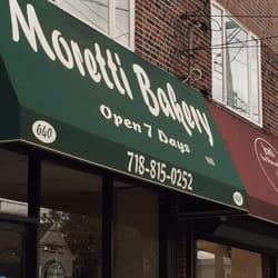 Moretti Bakery Staten Island Ny