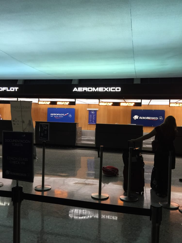 Photo of Aeromexico: Dulles, VA