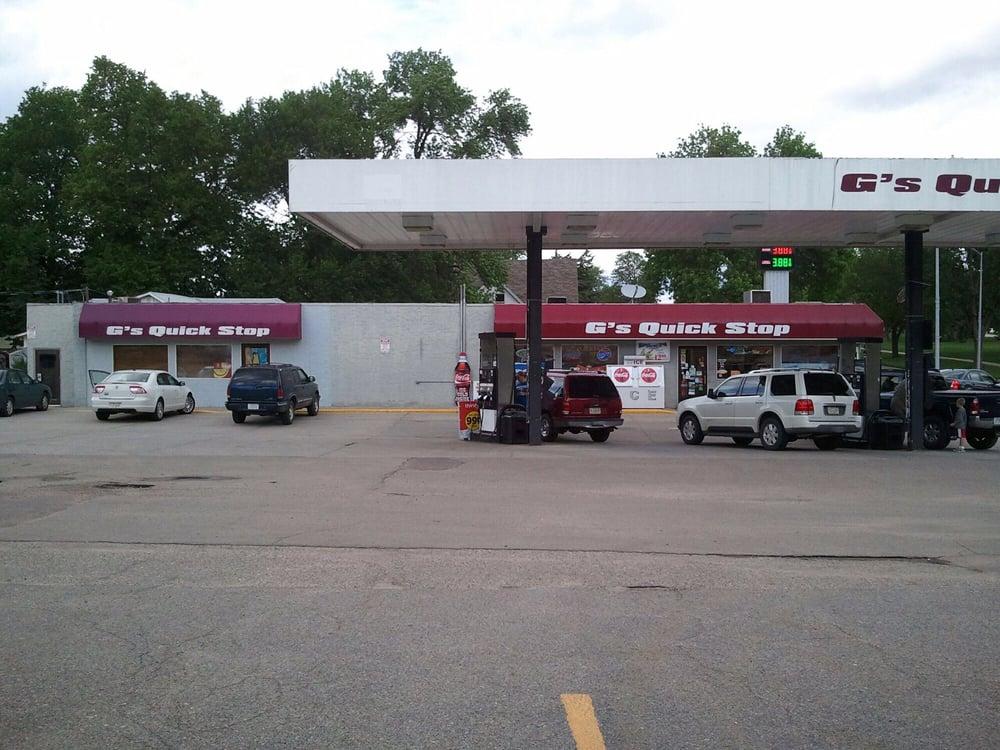 G's Quick Stop: 1034 Main St, Wayne, NE