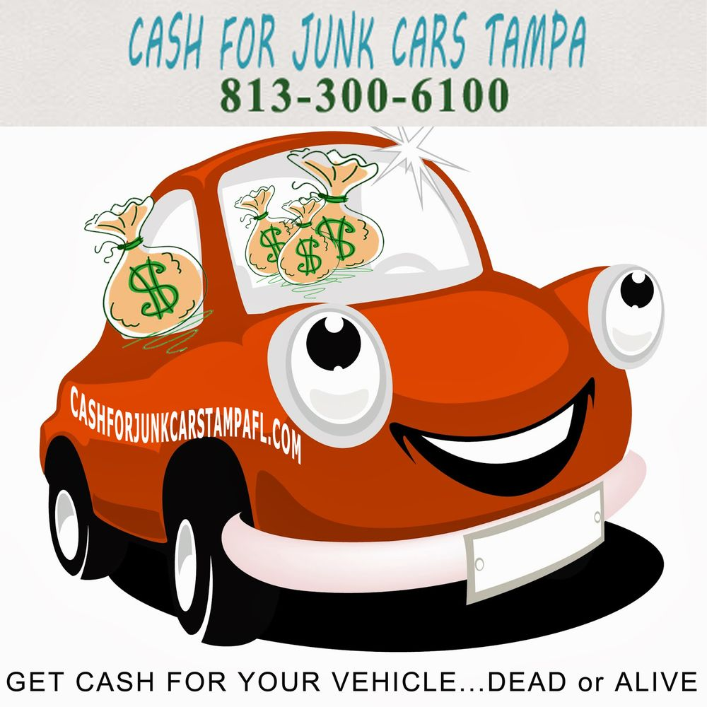 Cash for Junk Cars Tampa - Get Quote - 13 Photos - Car Buyers - 916 ...