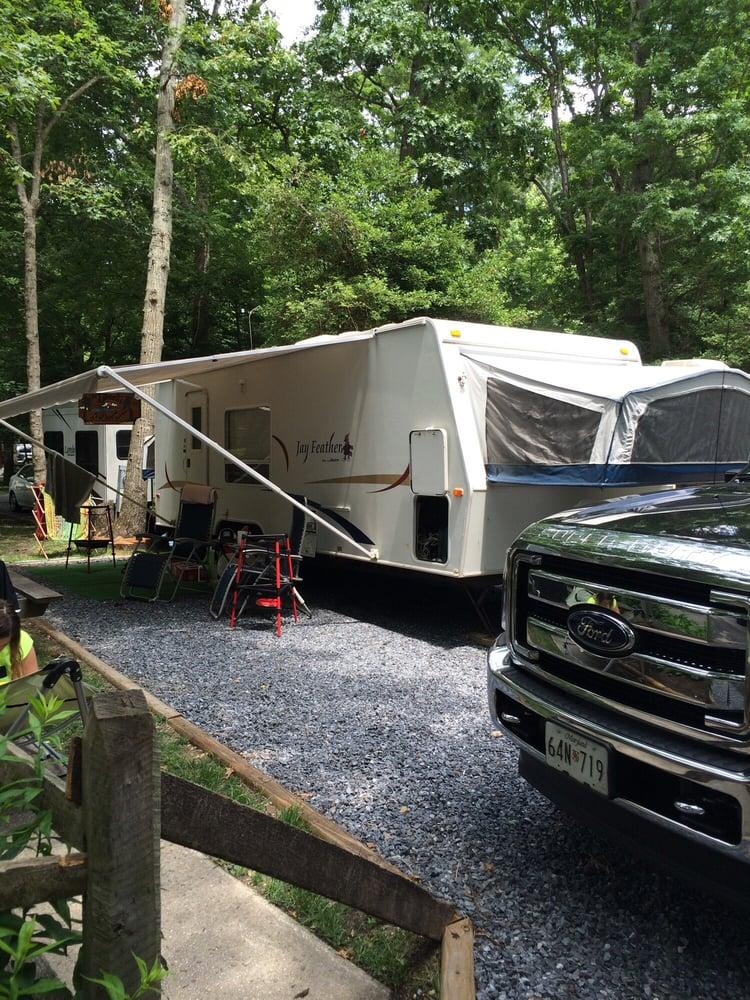 Holly Shores Camping Resort: 491 US Rt 9 S, Cape May, NJ