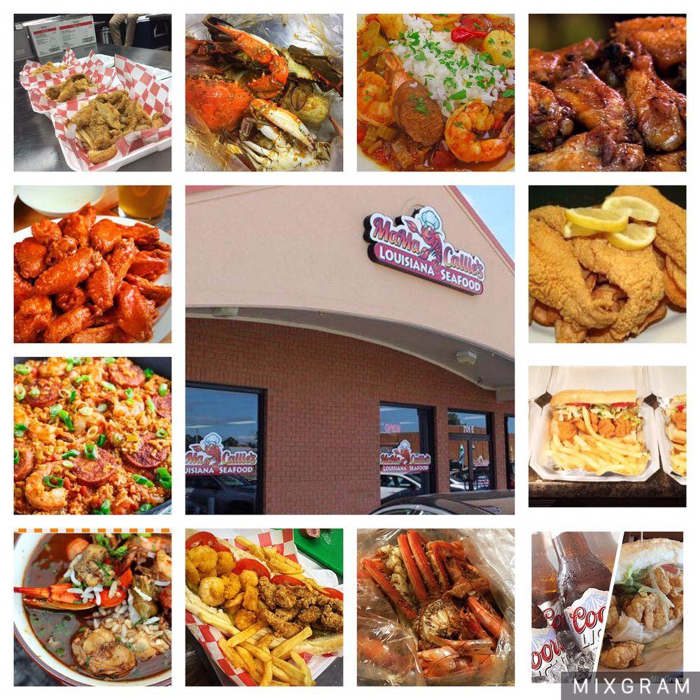 Photos For Mama Callie S Louisiana Seafood Yelp