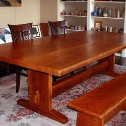 Photo Of Madison Table Works   Madison, IN, United States. 7u0027 Curly