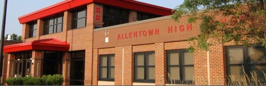 Allentown High School: 27 High St, Allentown, NJ
