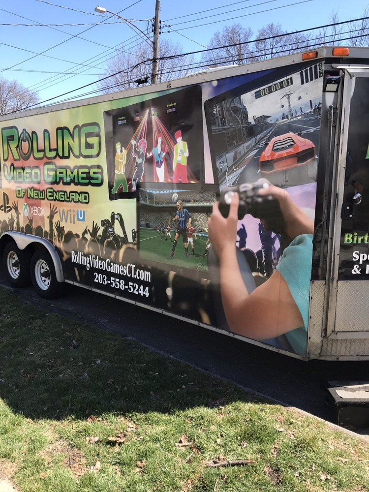 Rolling Video Games of New England: 382 Harwinton Ave, Plymouth, CT
