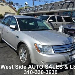 Westside Auto Sales >> Westside Auto Sales Lsg Car Dealers 10220 Hawthorne Blvd