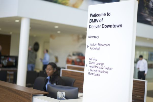 Bmw Of Denver >> Bmw Of Denver Downtown 1040 S Colorado Blvd Denver Co Auto Dealers