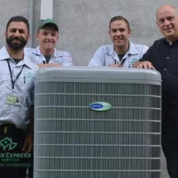 Go Green Express >> Go Green Express Home Services 21 Reviews Heating Air