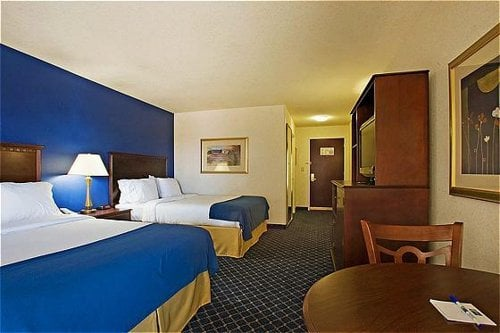 Holiday Inn Express & Suites Andrews: 1100 S Main, Andrews, TX