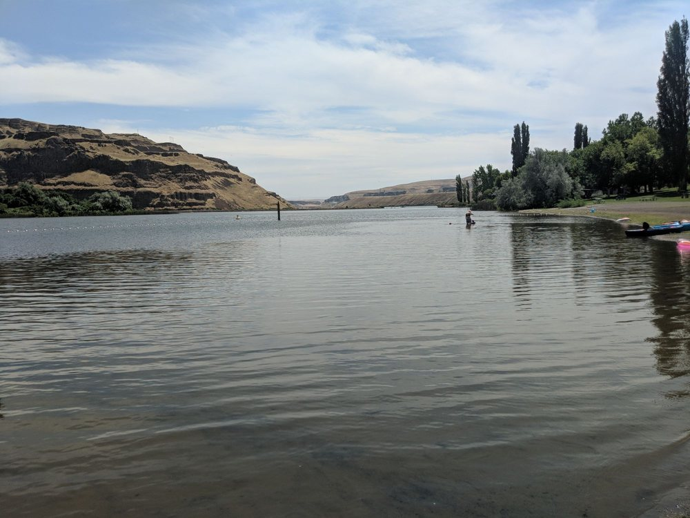 Lyons Ferry State Park: 620 Marmes Rd, Washtucna, WA