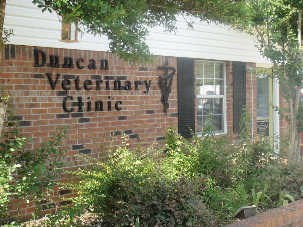 Duncan Veterinary Clinic: 3387 E Roane Ave, Eupora, MS