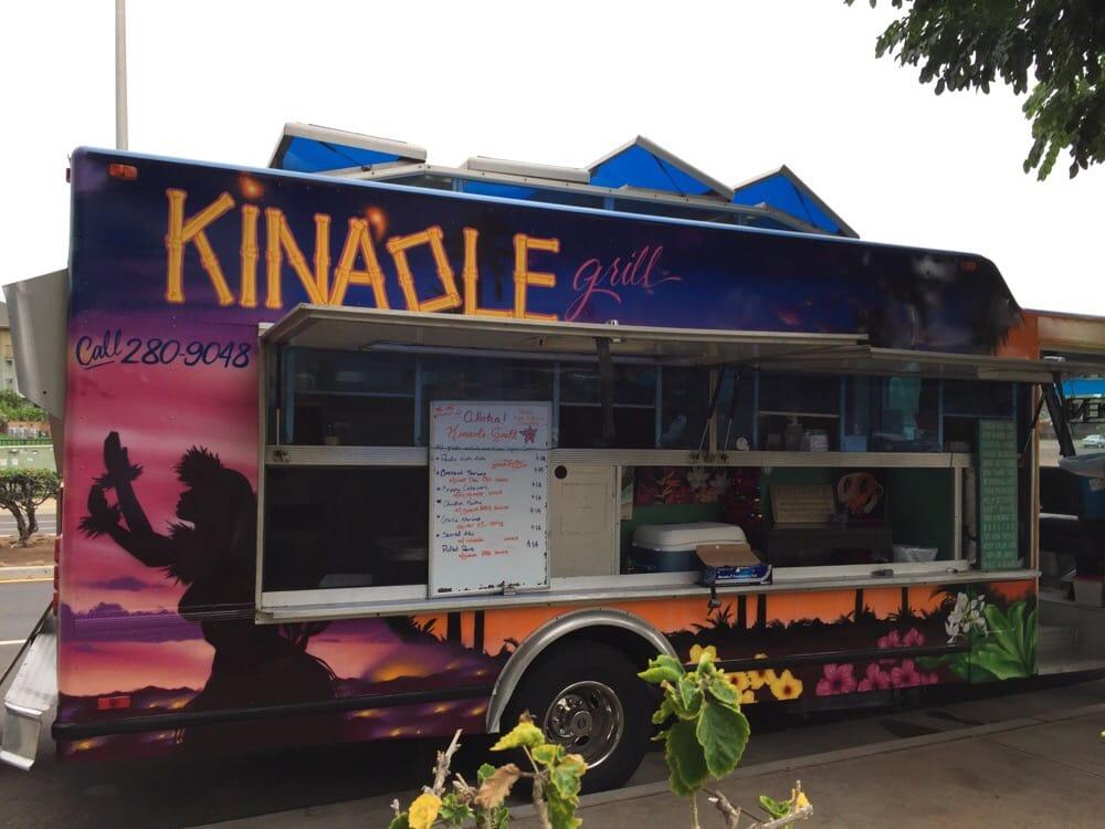 Kinaole Food Truck