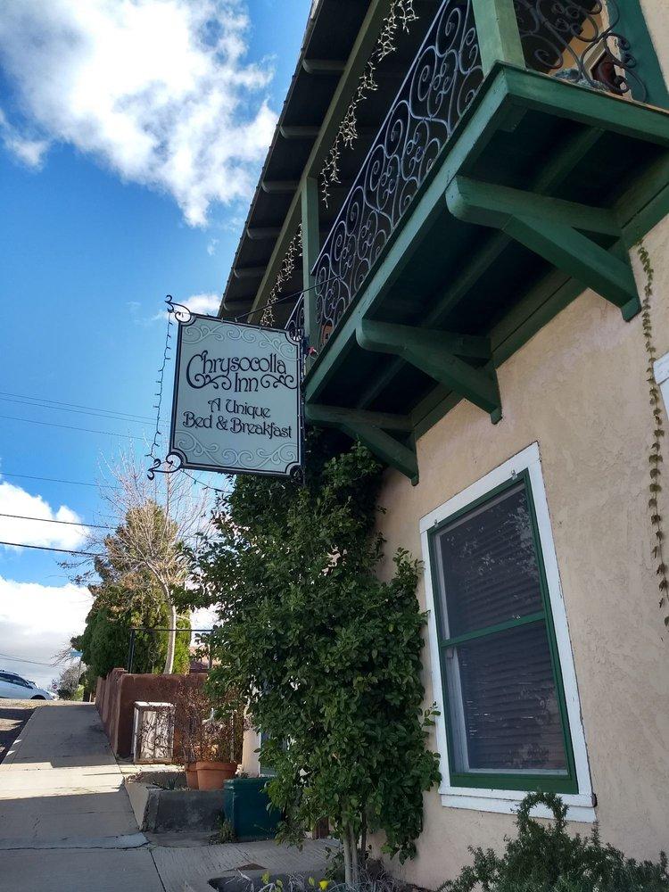 Chrysocolla Inn: 246 E Oak St, Globe, AZ