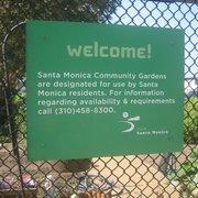 Park Photo Of Santa Monica Community Garden   Santa Monica, CA, United  States. Park