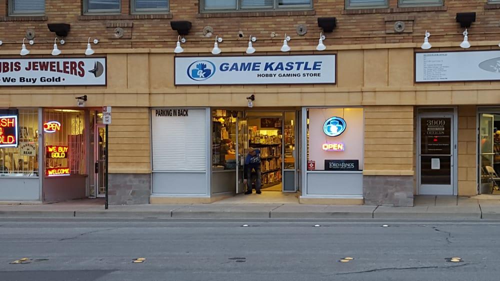Game Kastle: 3911 Washington Blvd, Fremont, CA