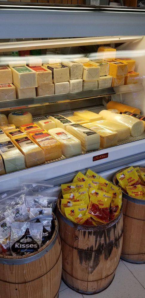 Kutter's Cheese Factory Store: 857 Main Rd, Corfu, NY